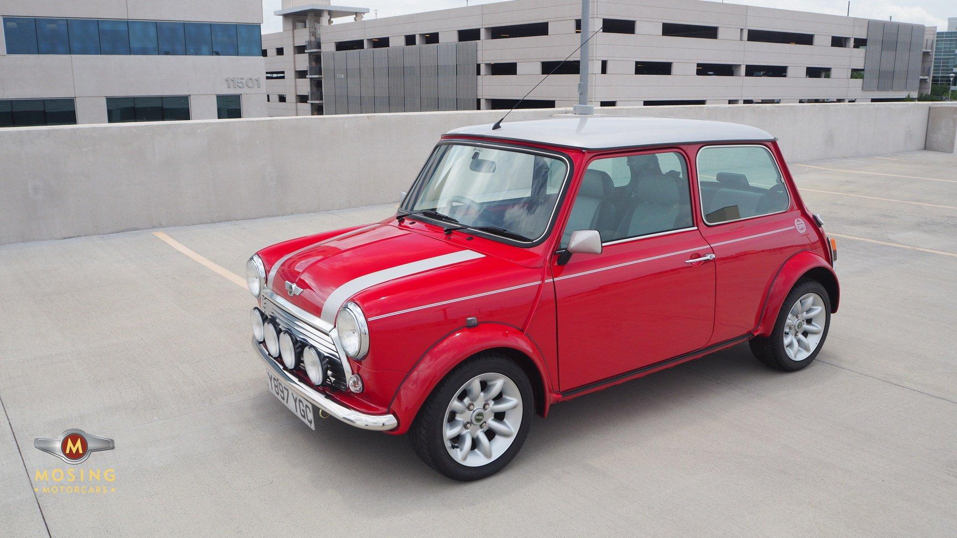 2001 austin mini classic cooper s500