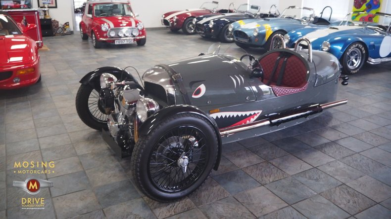 2013 morgan 3 wheeler