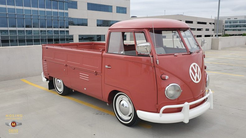 1959 Volkswagen Single Cab pickup truck