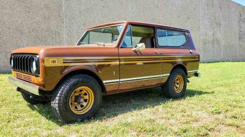 1979 International Scout II