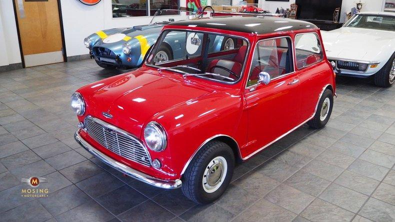 1966 Austin Cooper S For Sale
