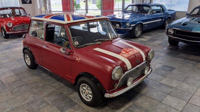 1966 Austin Cooper S
