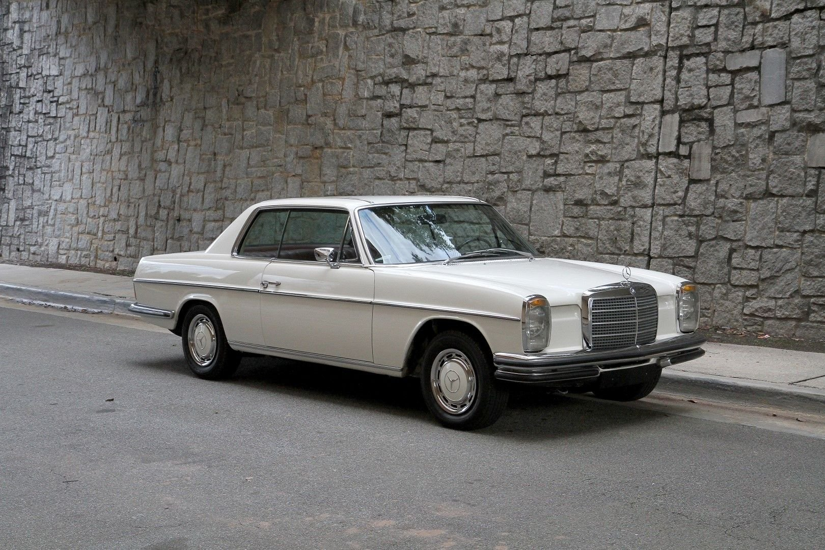 1972 mercedes benz 250ce