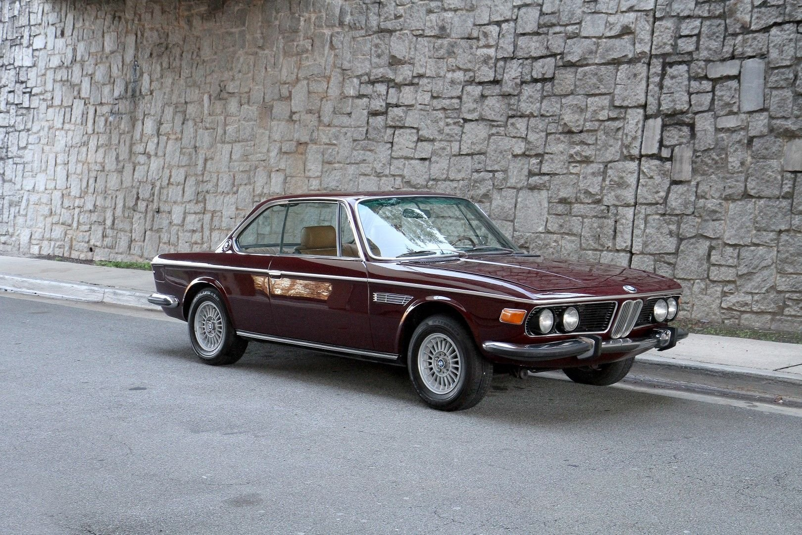 1972 bmw 3 0cs