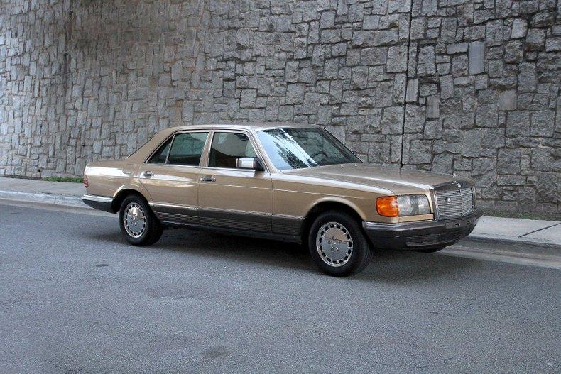 1983 Mercedes-Benz 500SE