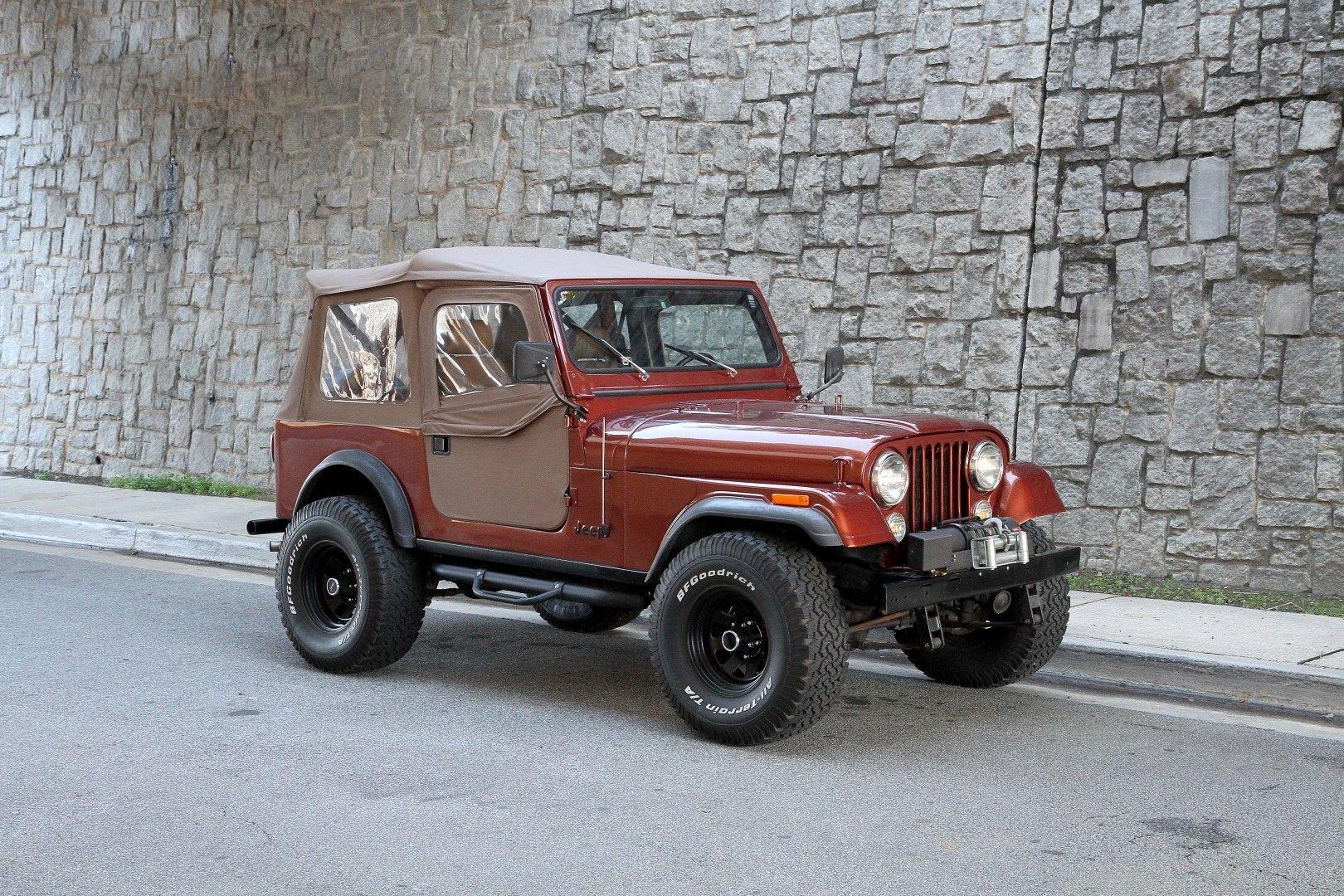 1984 jeep cj 7