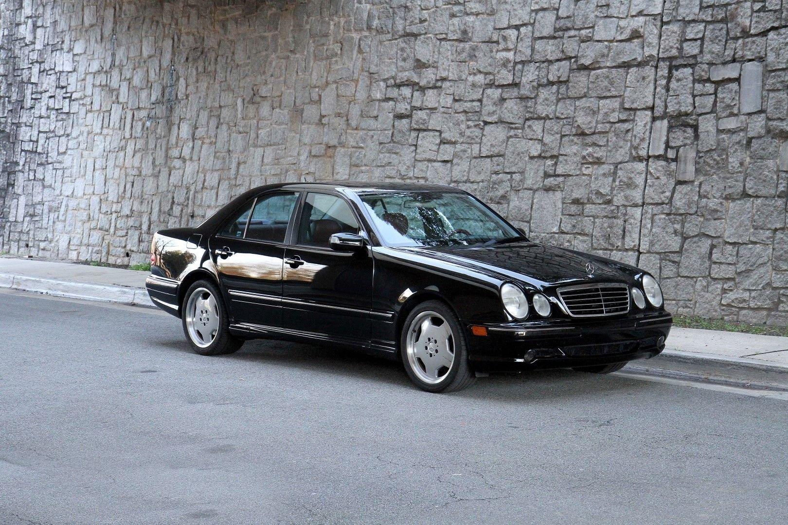 2001 mercedes benz e55