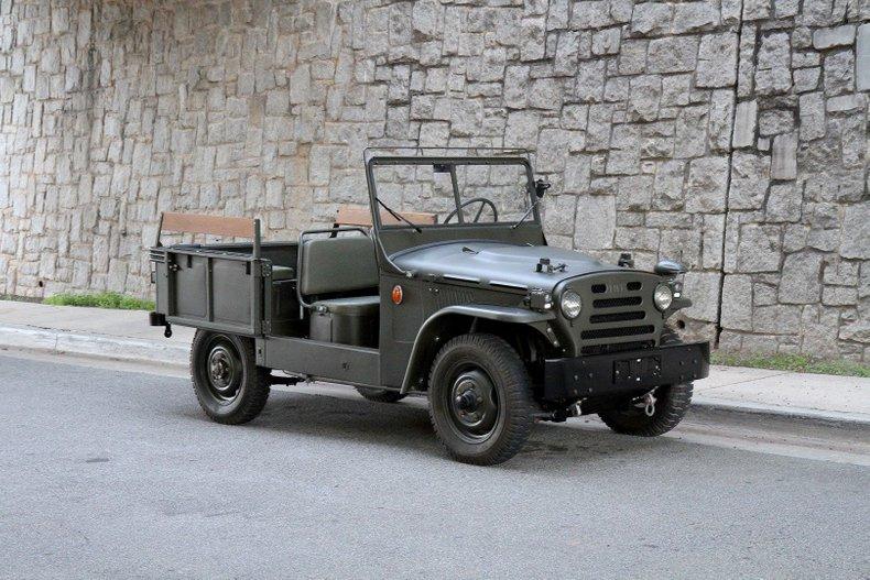 1963 Fiat Campagnola
