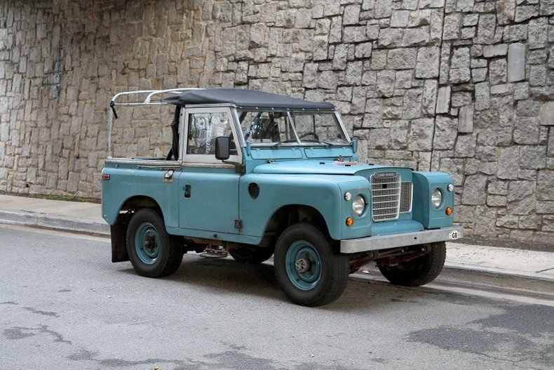 1973 Land Rover Series III