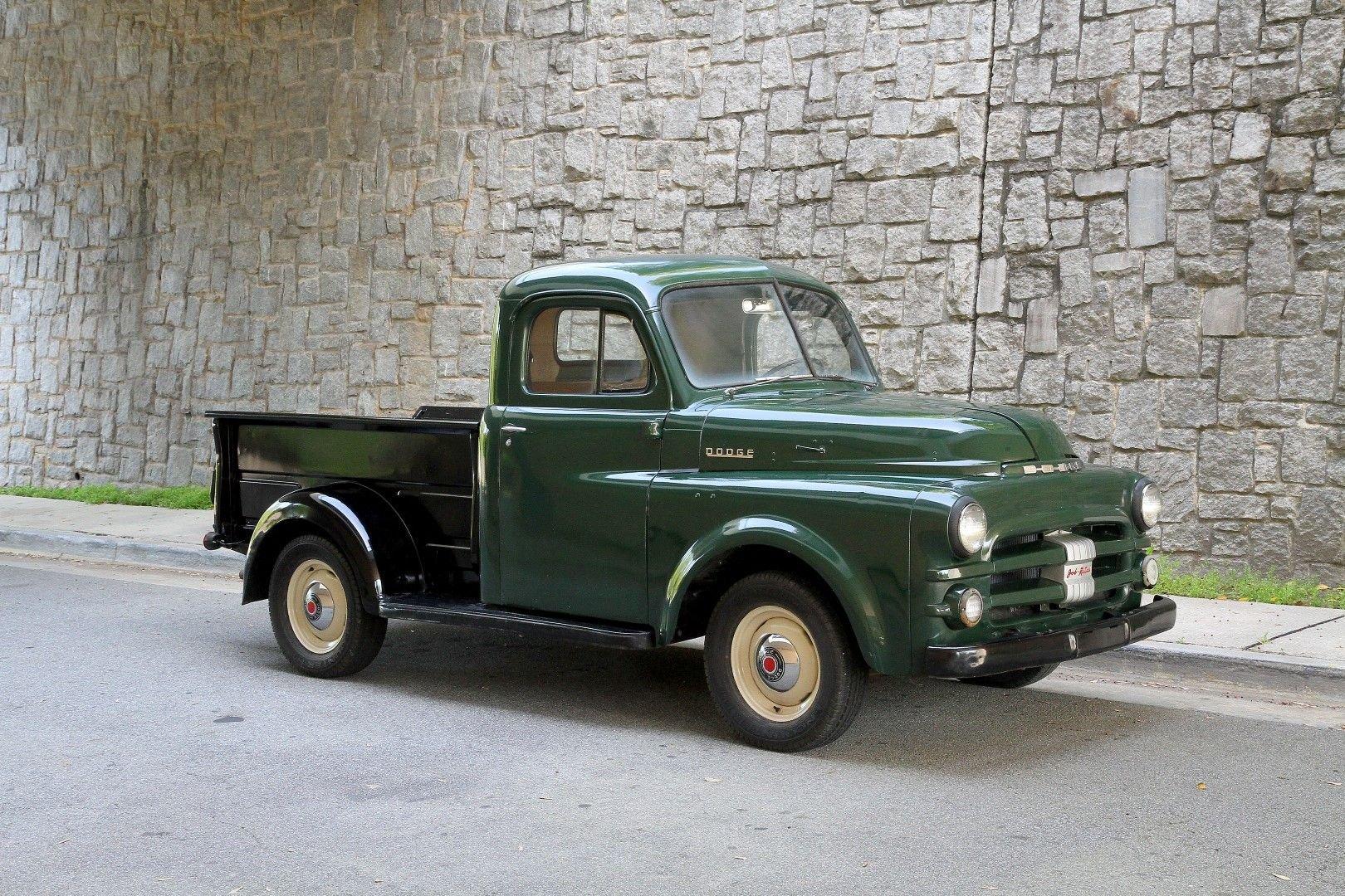 1951 dodge b3b pickup