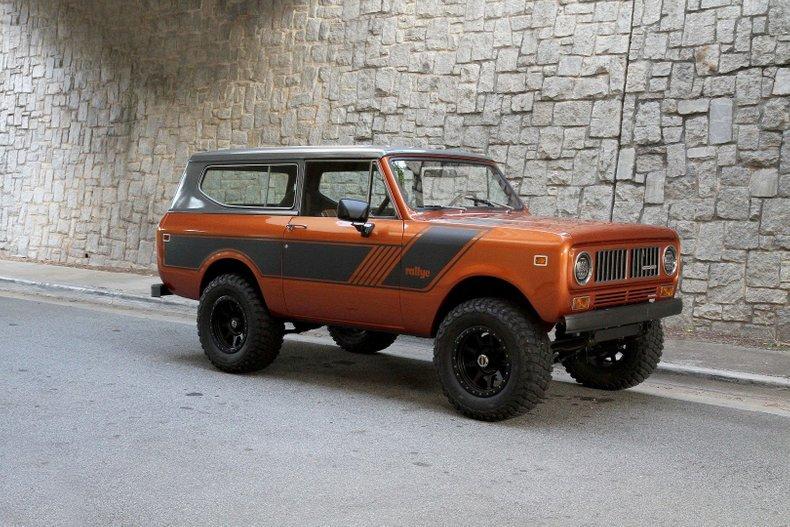 1975 International Scout II