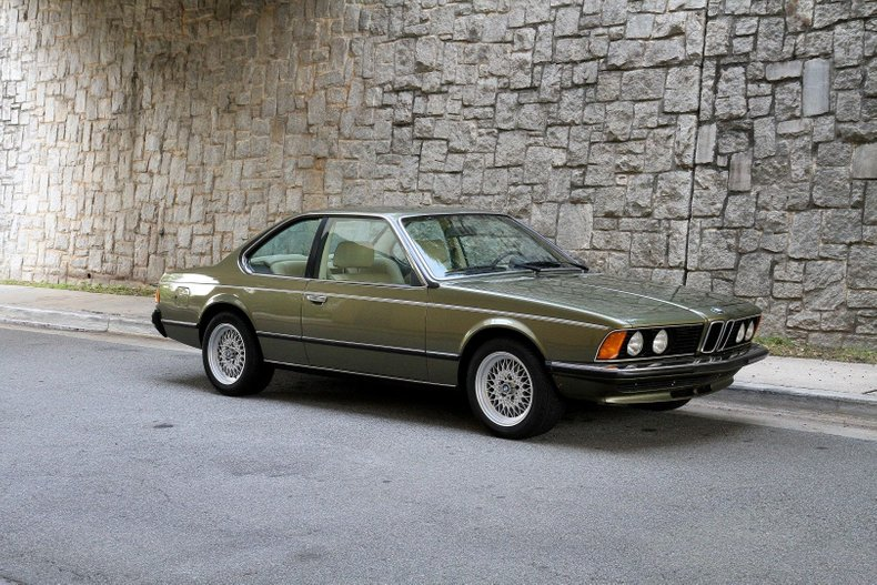 1979 BMW 635csi