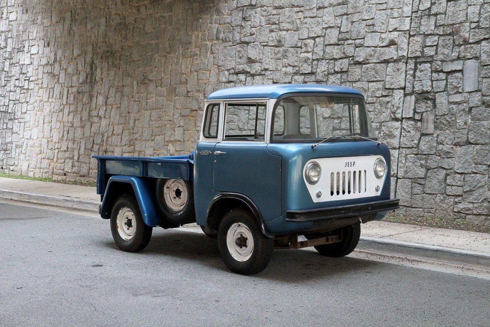 1960 jeep fc 150