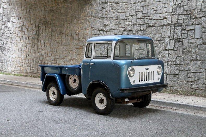 1960 Jeep FC-150