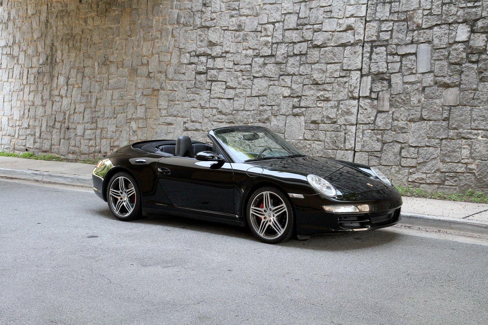 2007 porsche 911 c4s cabriolet