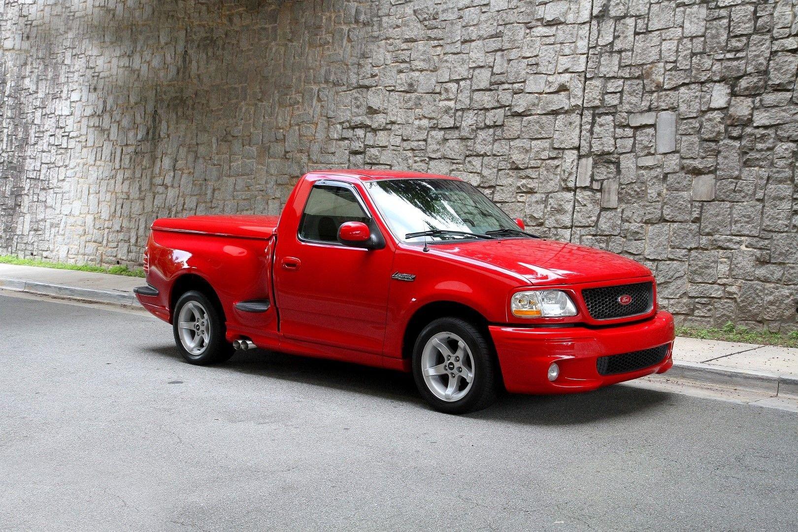 2000 ford f150 lightning