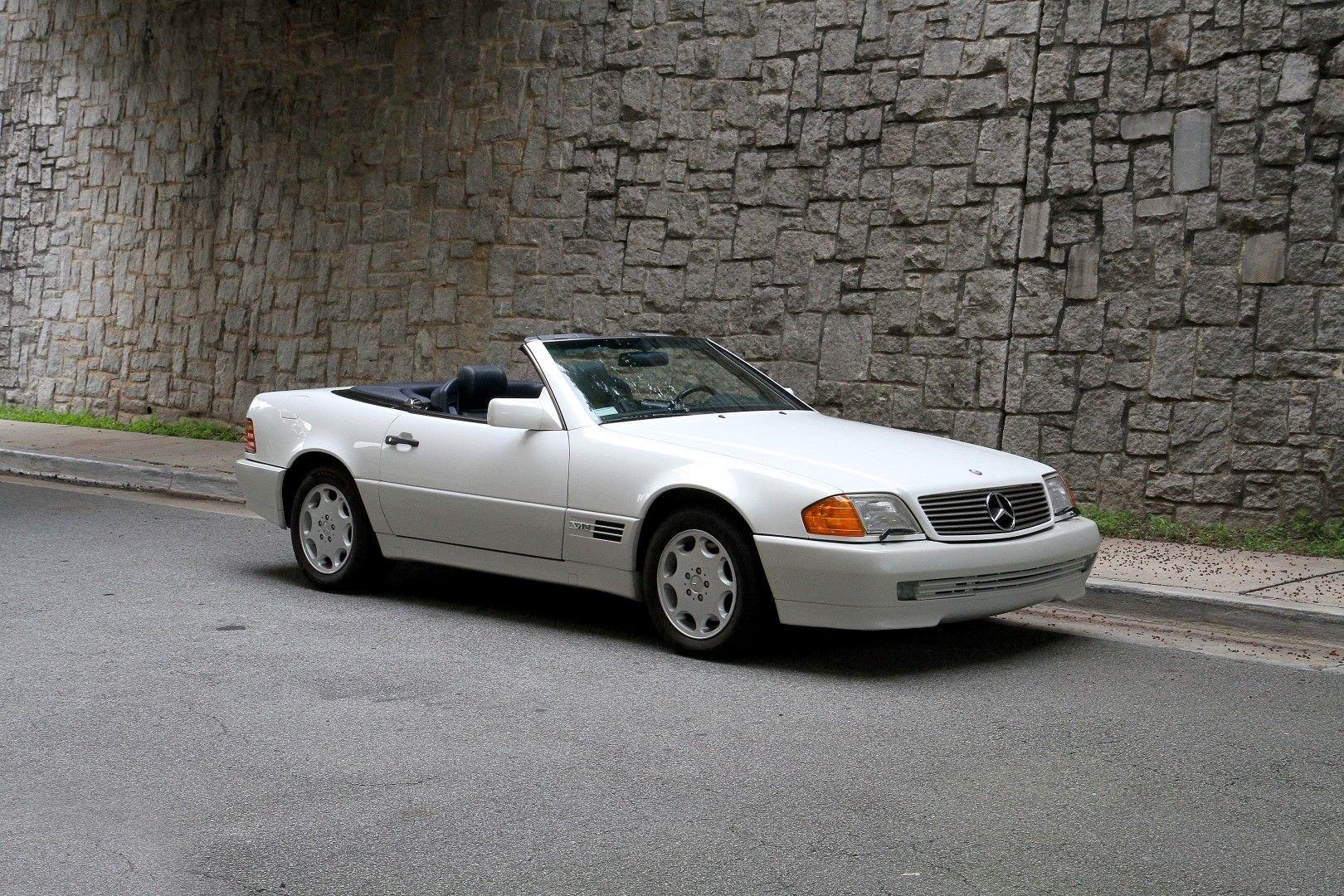 1994 mercedes benz sl600