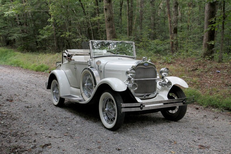 1980 Shay Model A Roadster