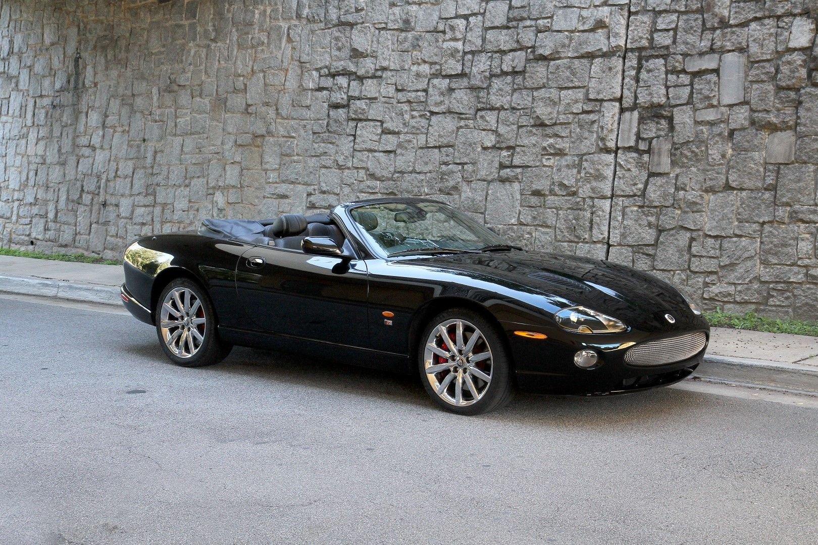 2006 jaguar xkr convertible