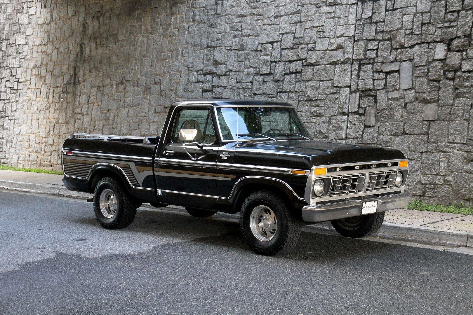1977 ford f100 ranger xlt