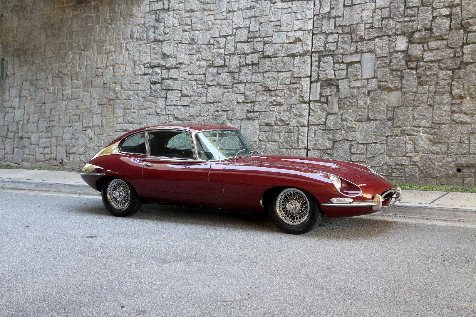 1968 jaguar e type 2 2