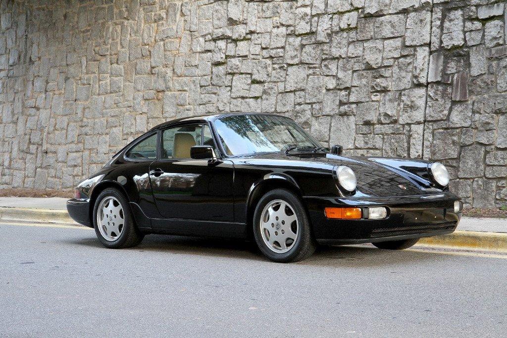 1990 porsche 911 964 c2 coupe