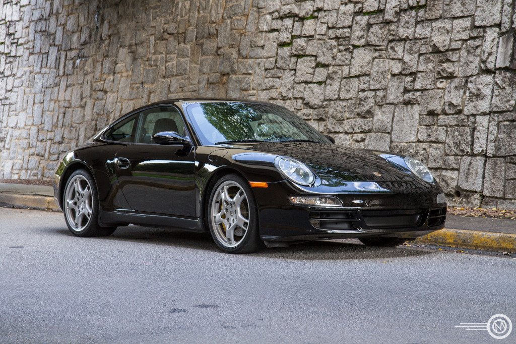 2005 porsche 911 carrera s coupe