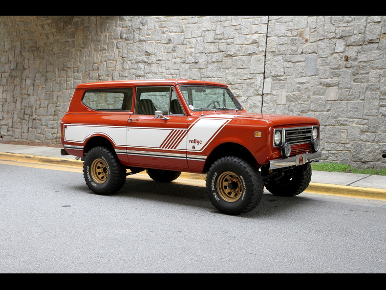 1978 International Scout II | Motorcar Studio