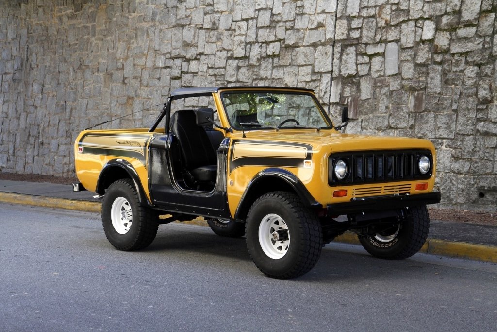 1979 international super scout ii