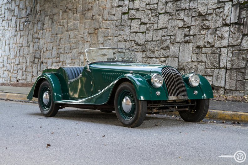 1955 Morgan Plus 4