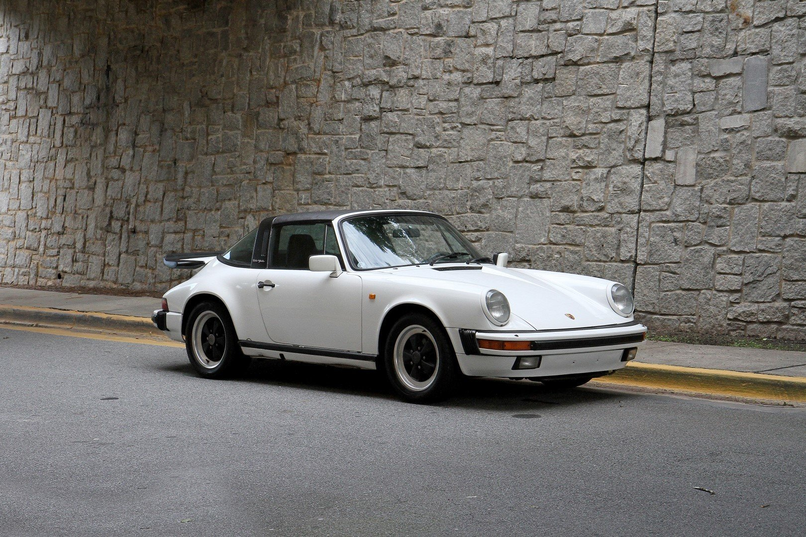 1985 porsche 911 euro carrera targa