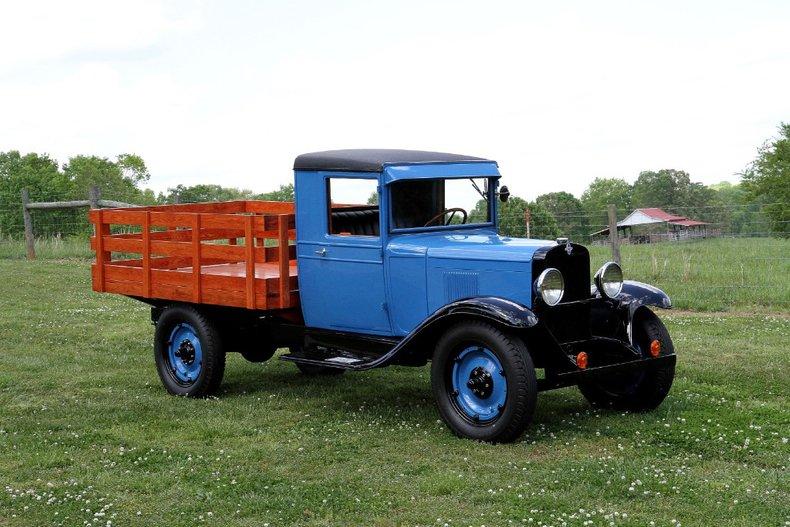 1930 Chevrolet AD Universal