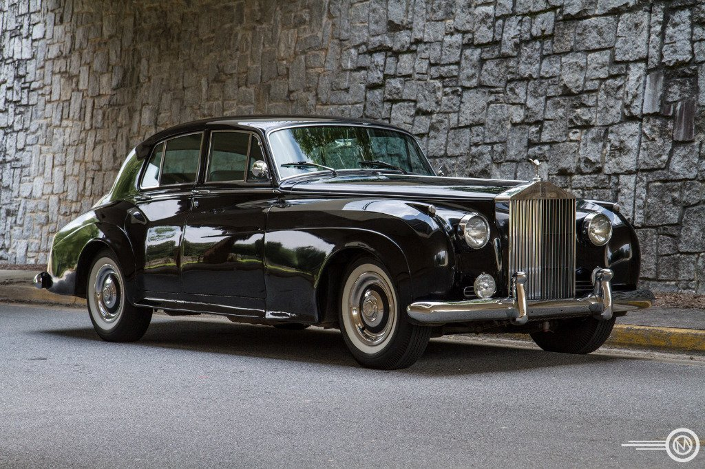 1961 rolls royce silver cloud