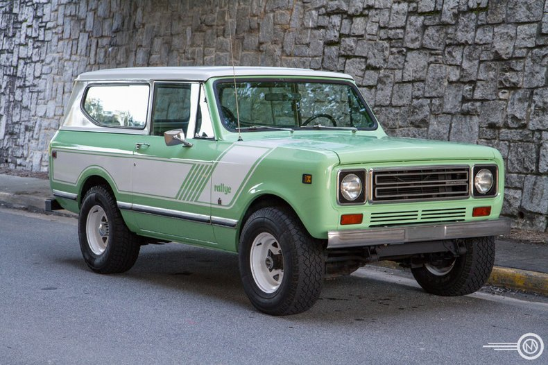 1979 International Scout II