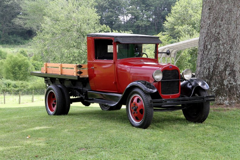 1929 Ford AA