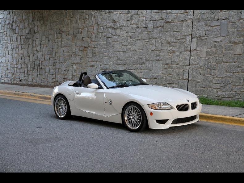2007 BMW M Roadster