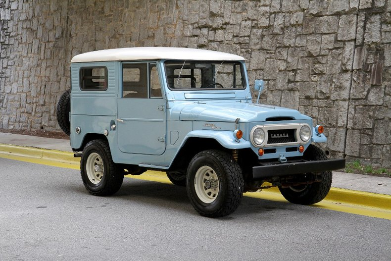 1965 Toyota Land Cruiser