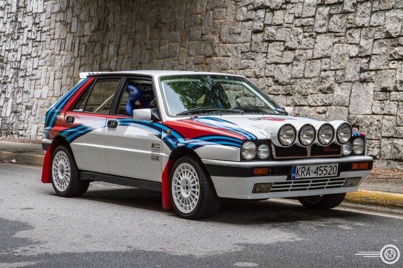 1987 Lancia Delta