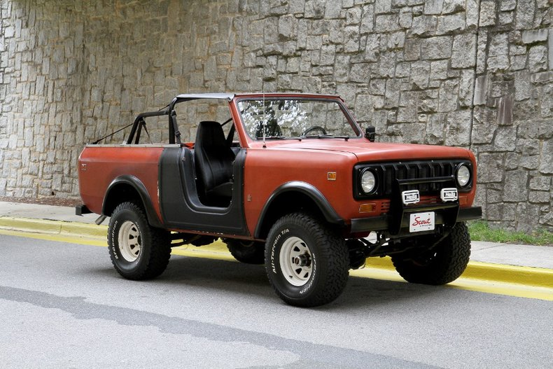 1977 International Super Scout II