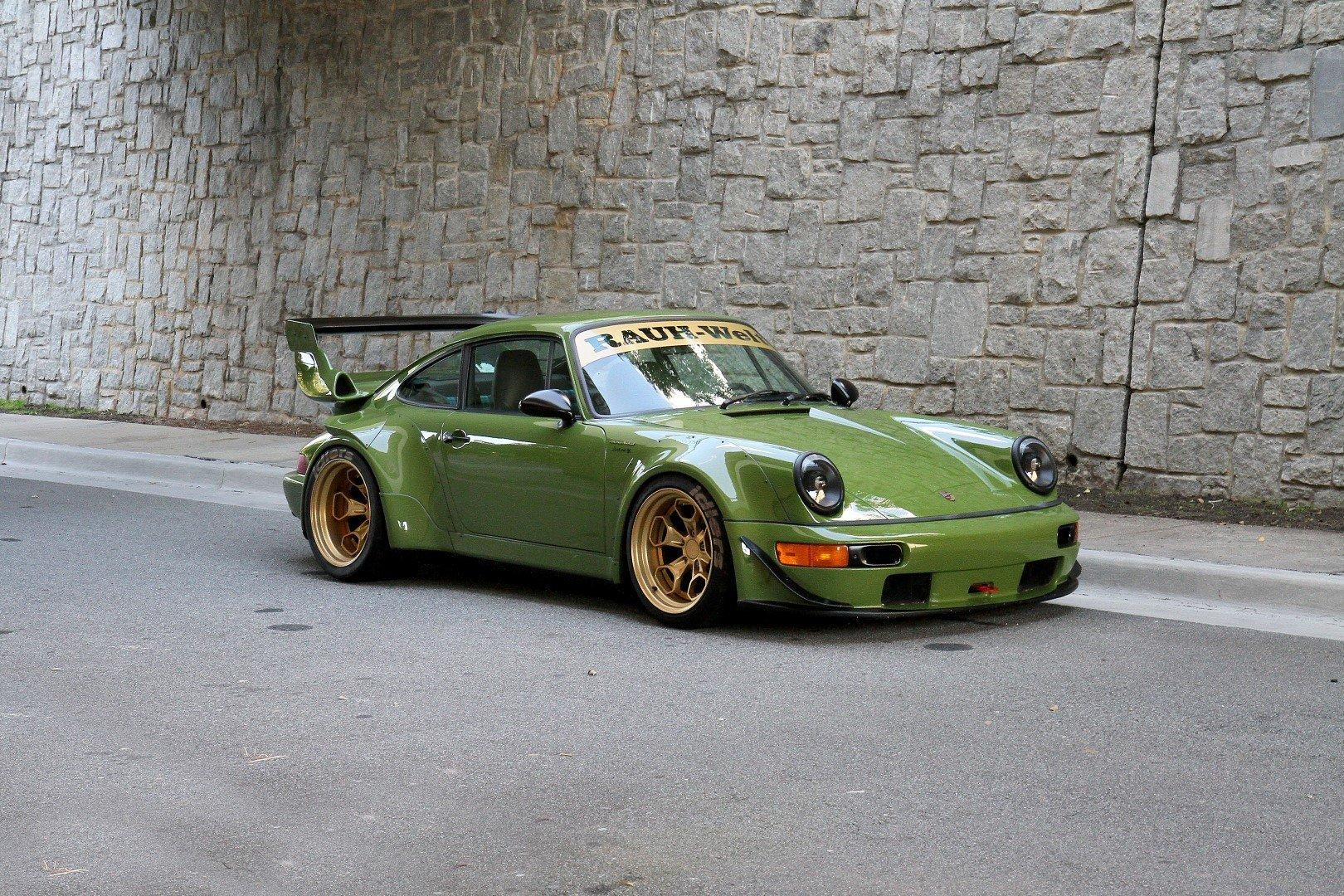 1992 porsche 911 rwb