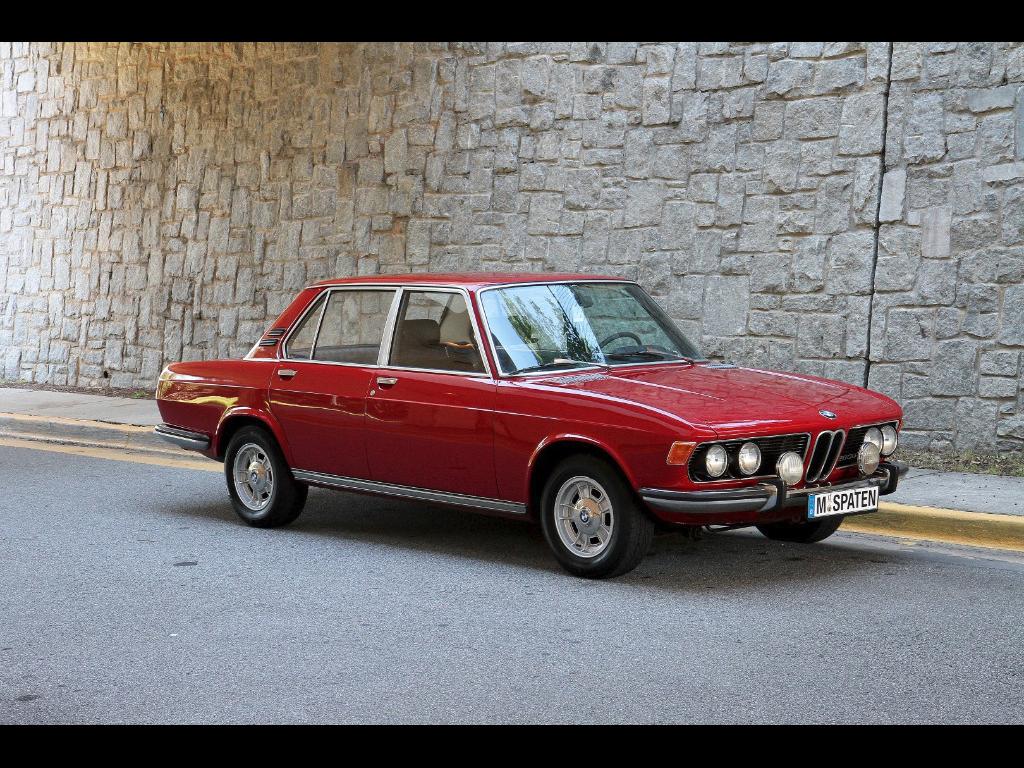 1970 bmw bavaria 2800