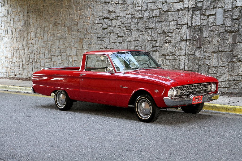 1961 ford ranchero falcon