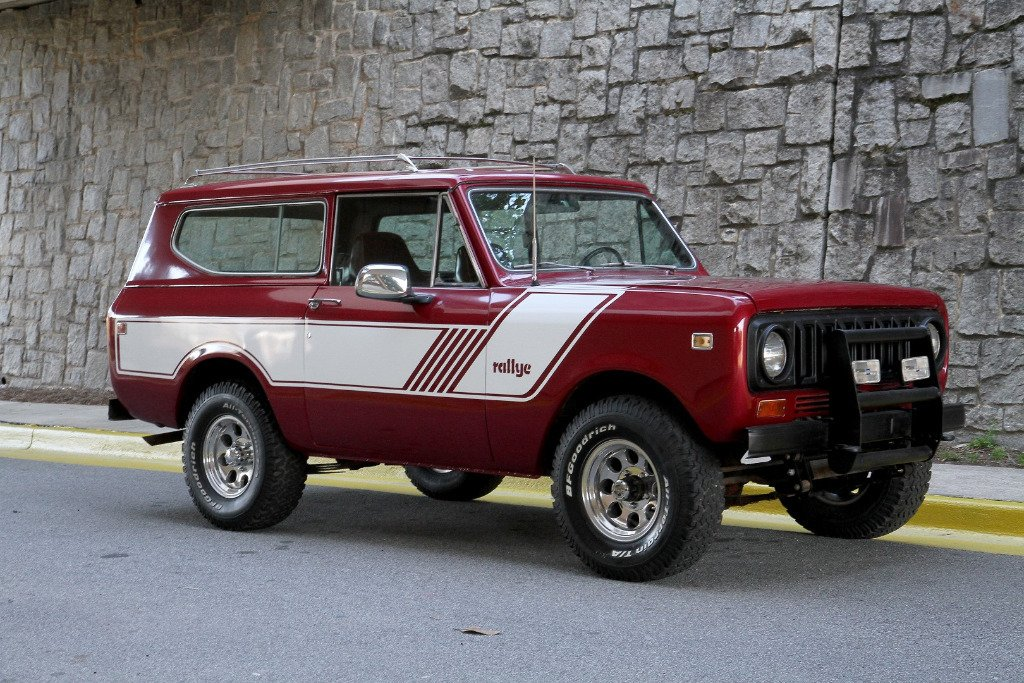 1980 international scout ii rallye