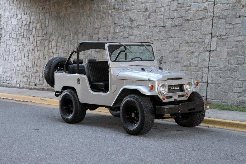 1962 Toyota Land Cruiser | Motorcar Studio