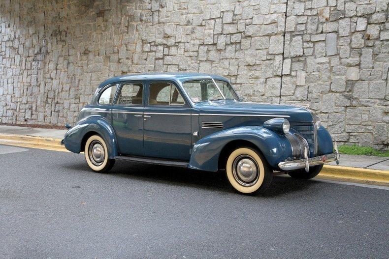 1939 Pontiac Deluxe For Sale