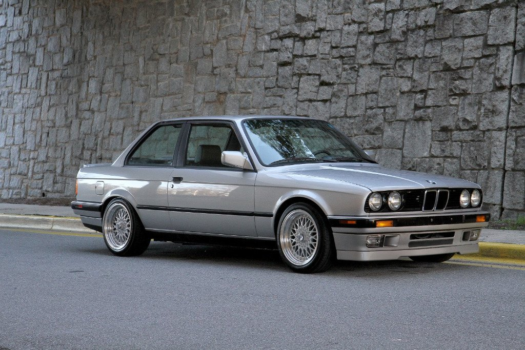 1991 bmw 3 series 318is