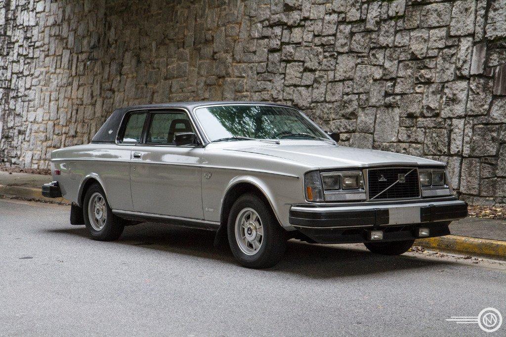 1978 volvo 262c bertone coupe