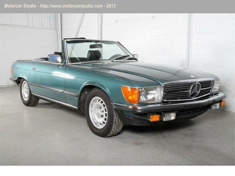 1980 Mercedes-Benz 280SL