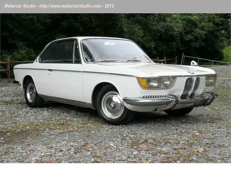 1967 bmw 2000