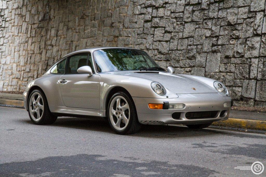 1998 porsche 911 carrera s